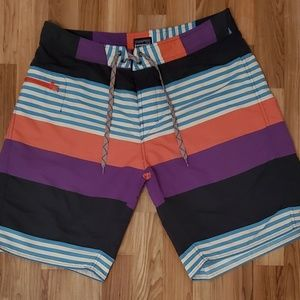 Men's Patagonia Stretch Hydro Planing board shorts